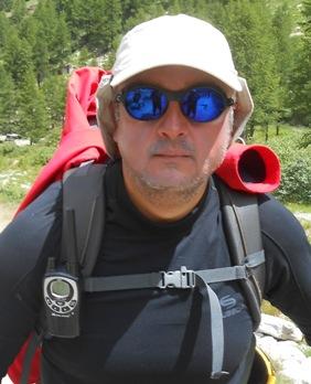 Dušan Bošković, pomoćnik vođe ekspedicije