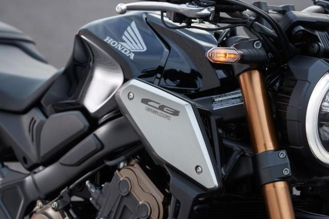 2019 Honda CB650R Ön Taraf