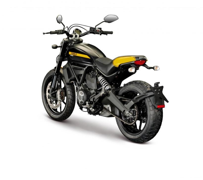 2017 Ducati Scrambler Full Throttle Review Kayamotorco