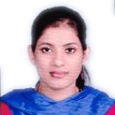 Ms. Kruthika Warthi