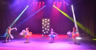 Camboriú sedia etapa microrregional de competição de dança