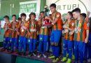 Equipe de Camboriú se consagra campeã de competição da Acef