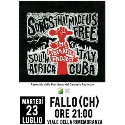 The Liberation Project a Fallo locandina