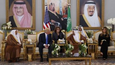 Photo of FOREIGN   Trumps Visits Saudi Arabia, To Announce $110bn For military Equipment Sales and Training