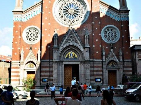 Церковь Святого Антония Падуанского