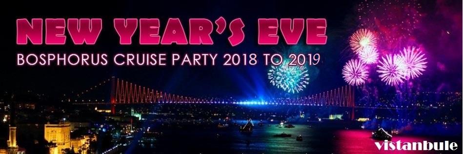 новый год в Стамбуле 2019