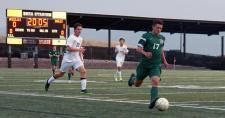 varsity soccer vs TR14