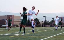 varsity soccer vs TR8