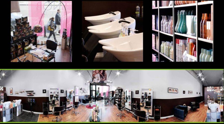 Salon de coiffure et d'esthétique