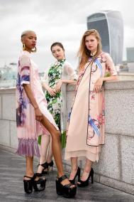 London Outdoor Fashion