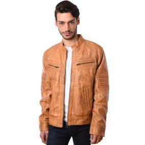 Leather Jacket Man
