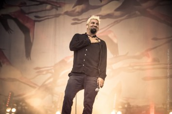 Deftones, Download Festival Paris, 10 juin 2016