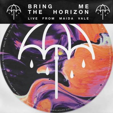 """Bring Me The Horizon - """"Drown / Throne"""", live at Maida Vale (7""""). Chansons issues de la session semi-acoustique enregistrée à Maida Vale où pour une fois, Oli chante juste. Limitée à 1500 exemplaires."""