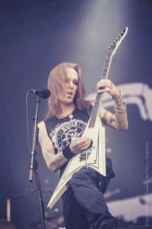 Children of Bodom, Download Festival Paris, 12 juin 2016