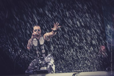 Sabaton, Download Festival Paris, 12 juin 2016