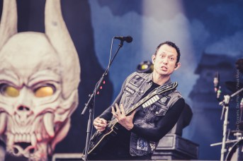 Trivium, Download Festival Paris, 12 juin 2016