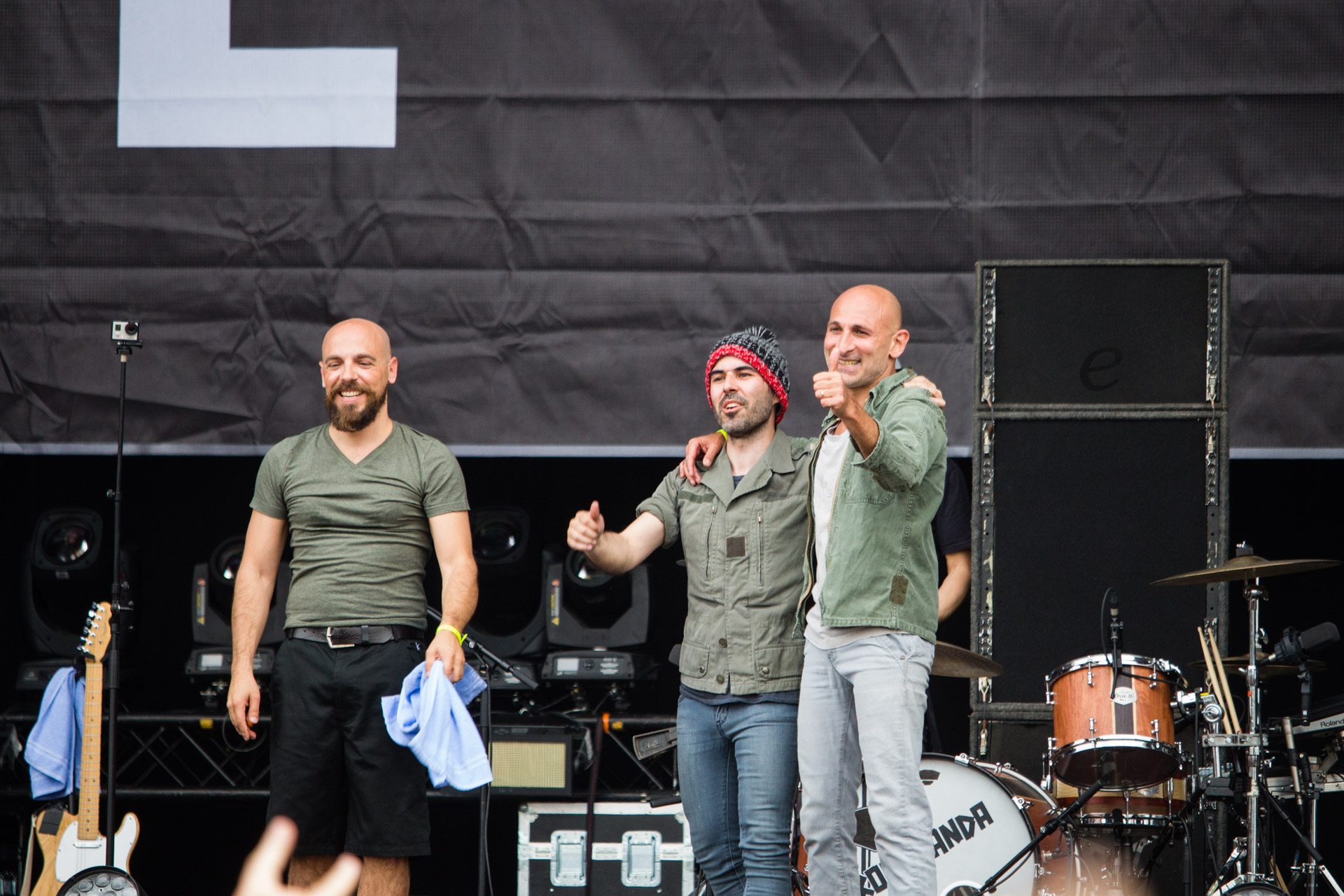 No One Is Innocent au Hellfest le 19 juin 2016