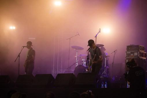 Unsane au Hellfest le 19 juin 2016
