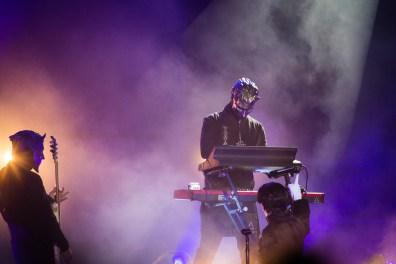 Ghost au Hellfest le 19 juin 2016