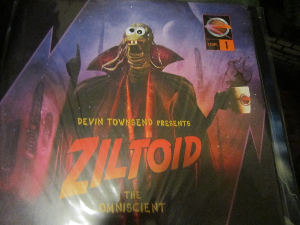 Ziltoid - The Omniscient