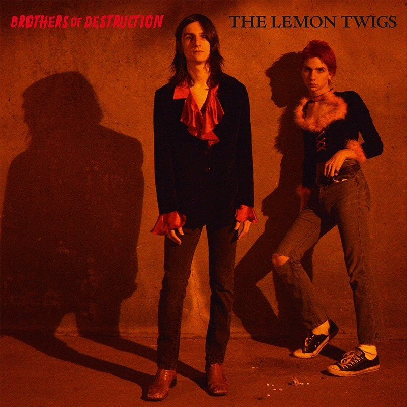 the lemon twigs brothers of destruction ep cover