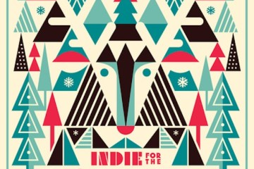 amazon music indie for the holidays compilation noel