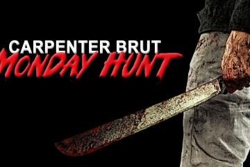 carpenter brut monday hunt clip