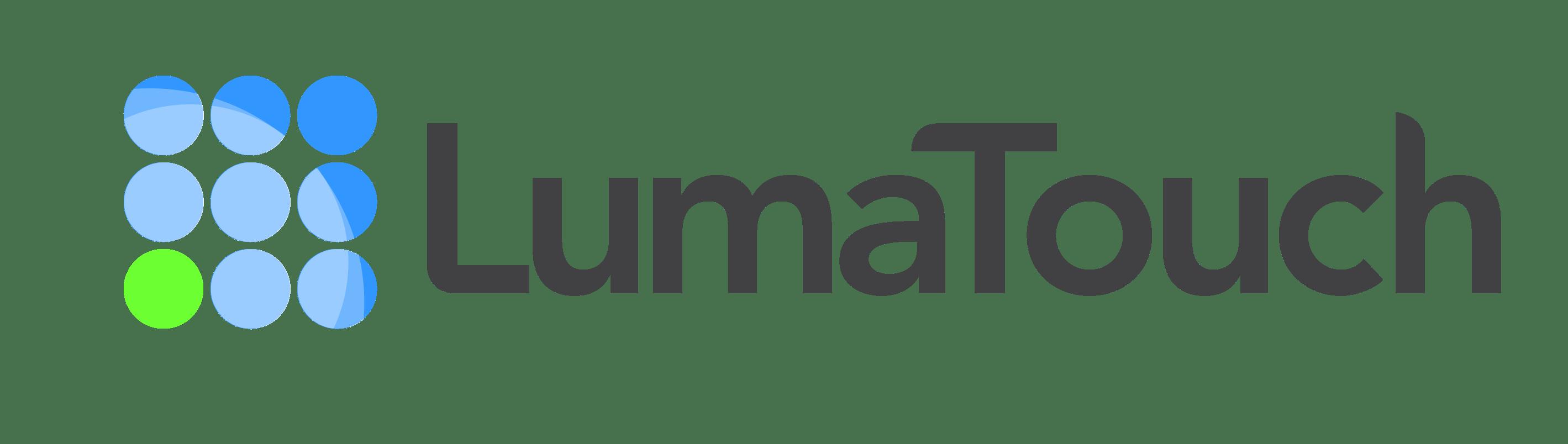 Luma touch logo