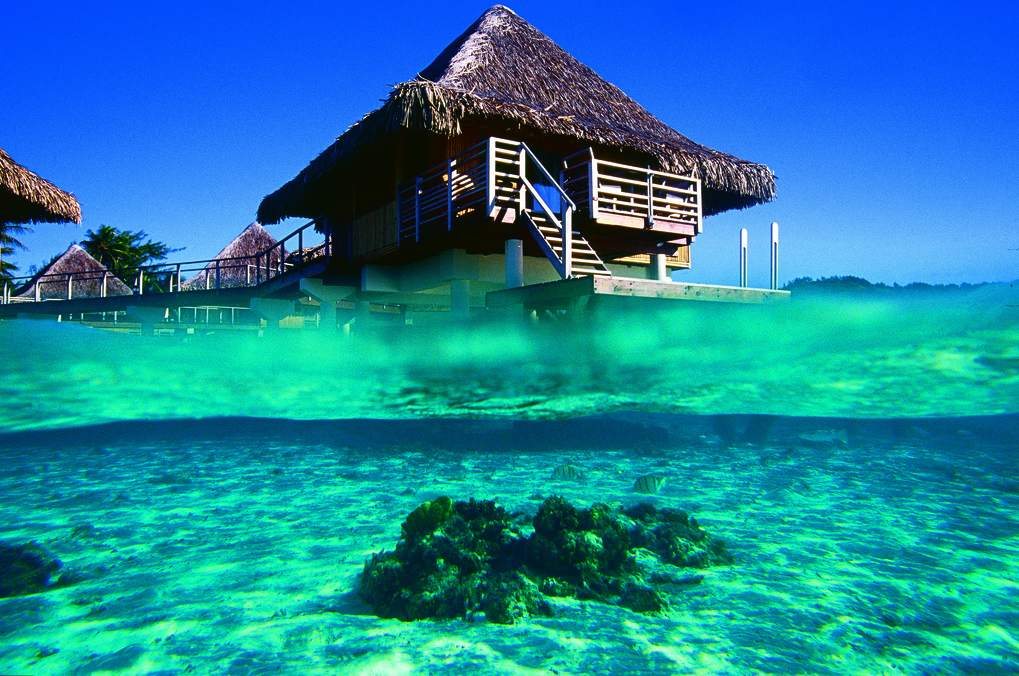 Tahiti Honeymoon Destinations