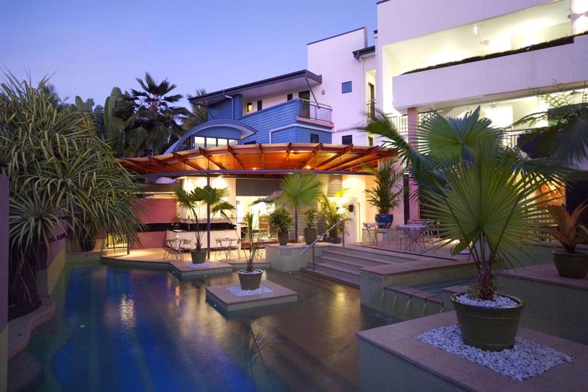 Port Douglas Hotels Map 2018 Worlds Best Hotels
