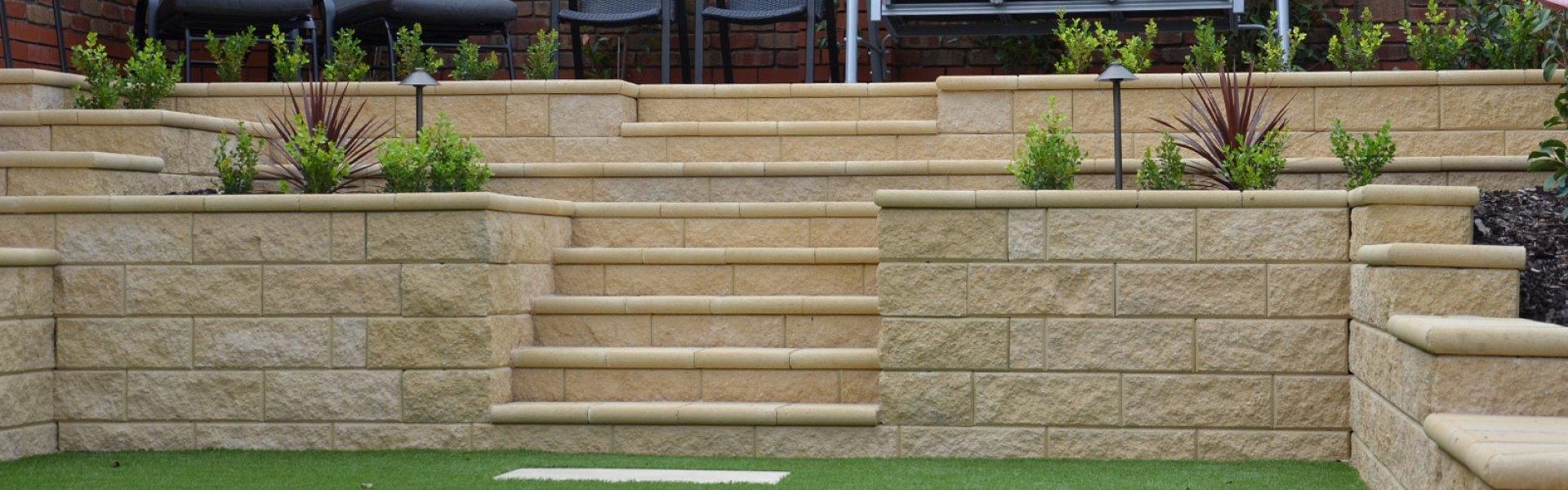 Retaining Walls Adelaide | Visual Landscape Gardening