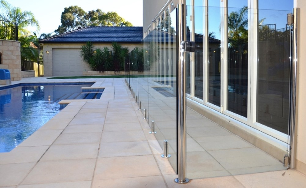 Glass Panel Fencing Adelaide