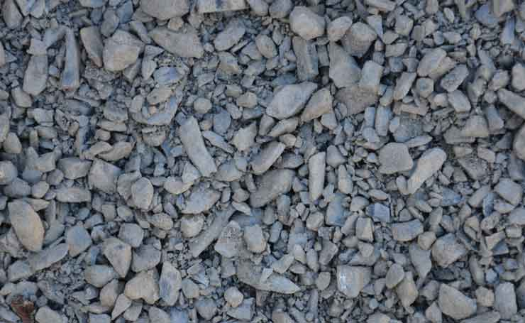 Dolomite Rubble