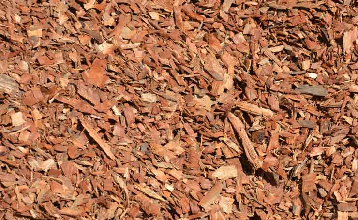 Redgum Bark Chip
