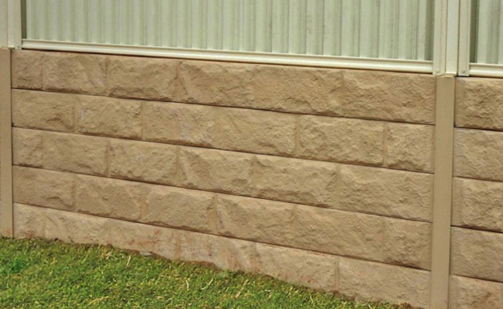 Concrete Sleeper Retaining Walls Adelaide