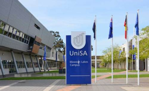 Landscaping University SA Mawson Lakes
