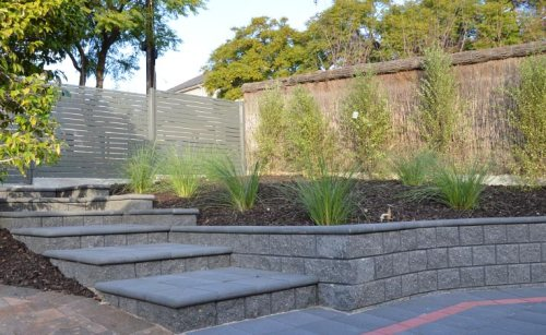 Courtyard Landscaping Adelaide