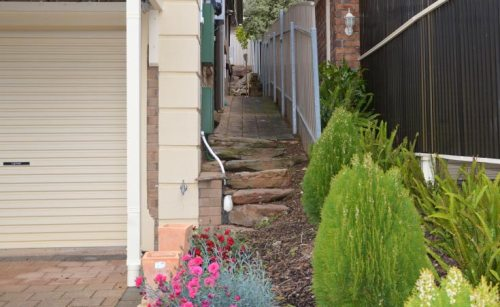 Tight Access Landscaping Adelaide
