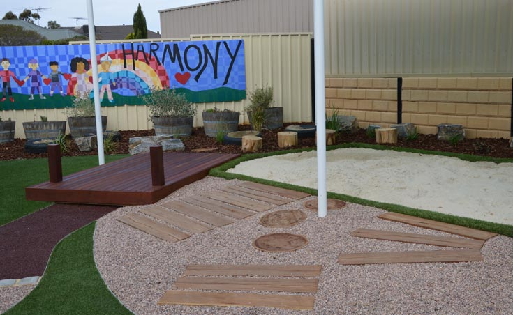 Child Care Centre Landscaping Adelaide