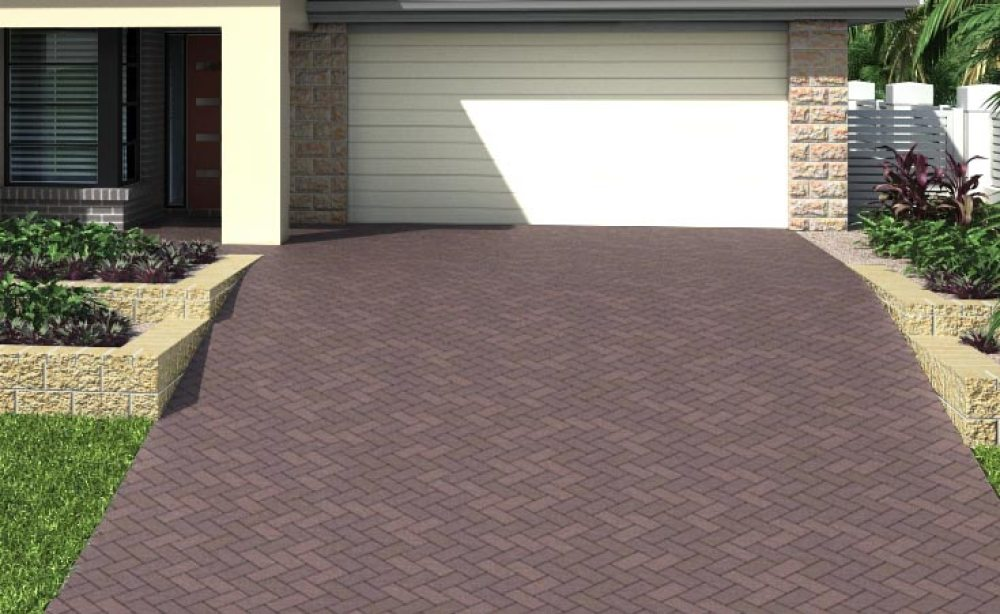 Austral Clay Pavers