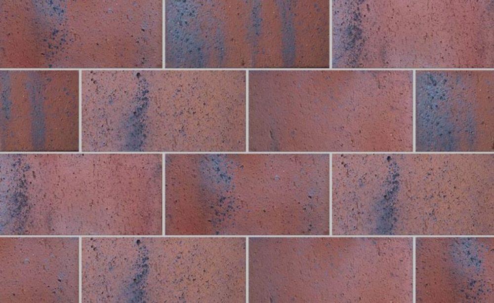 Austral Sunburst Red Pavers