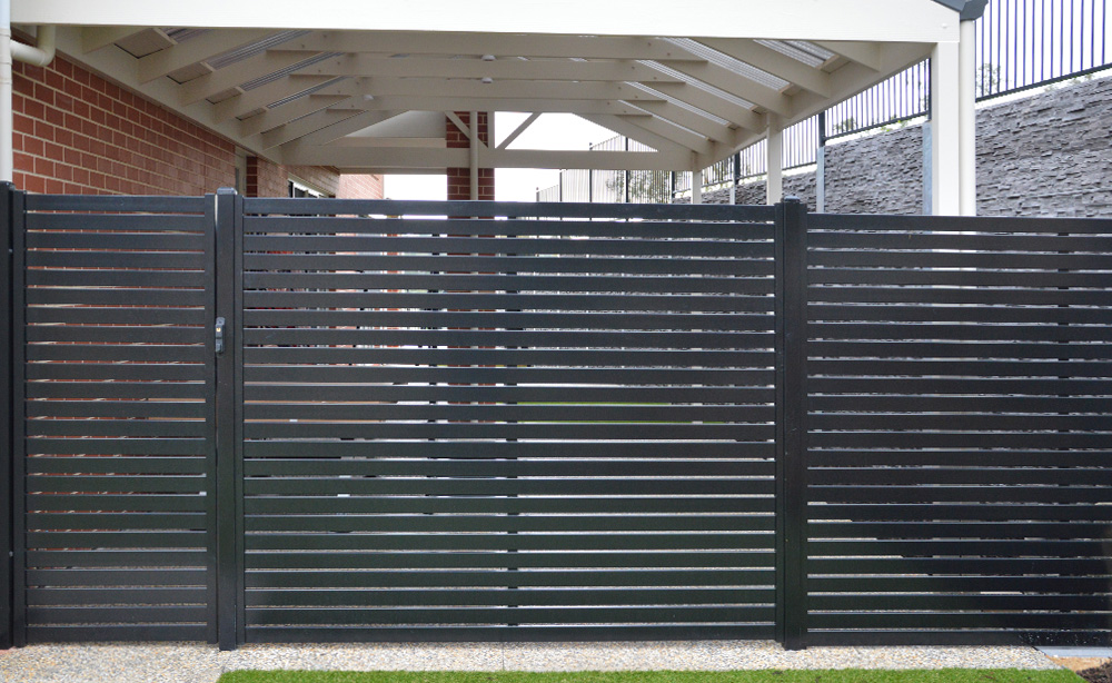 Aluminium Slat Privacy Screen | Privacy Screens Adelaide