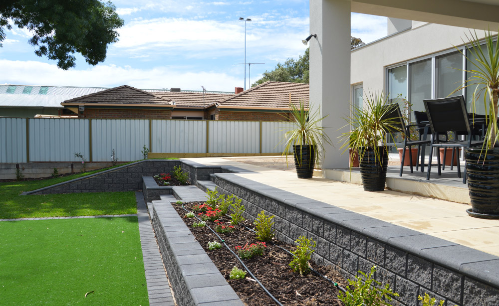 Paving Under Verandas | Paving And Landscaping Adelaide