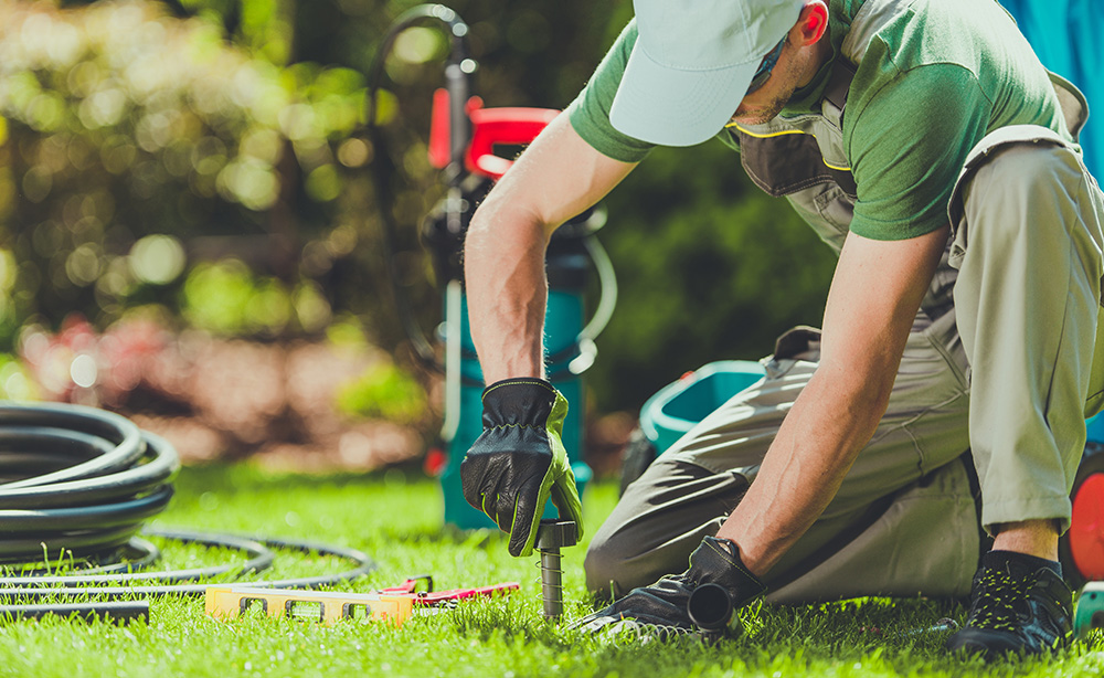 Pop Up Lawn Sprinkler Installers | Irrigation Adelaide