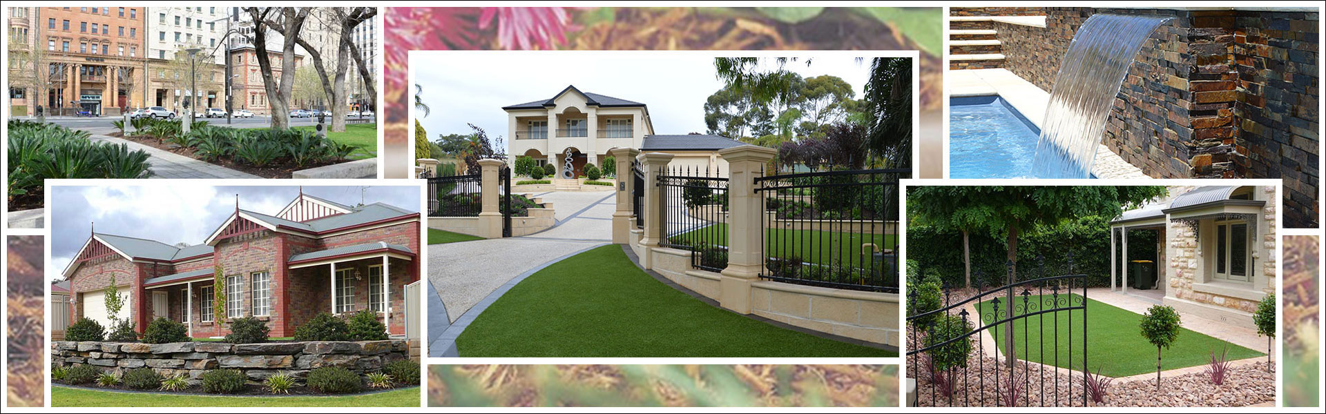 Landscaping Image Gallery | Visual Landscape Gardening