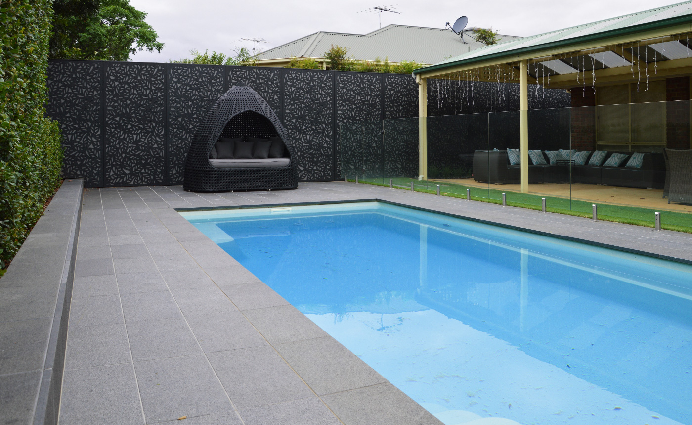 Pool Landscaping Ideas | Privacy Screens