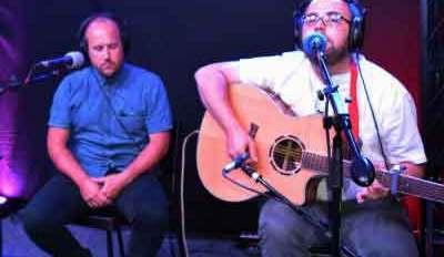 Craig and Alex Priddice