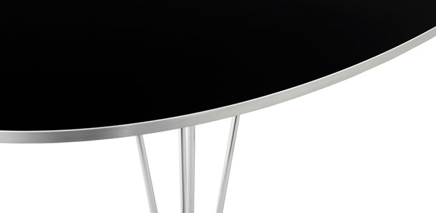 Piet Hein super-egg table