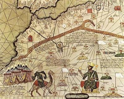Mansa Musa's travels