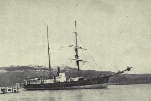 The Karluk. CC Wikimedia.
